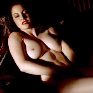 Esme Bianco Large Nude Boobs In Crowley Movie