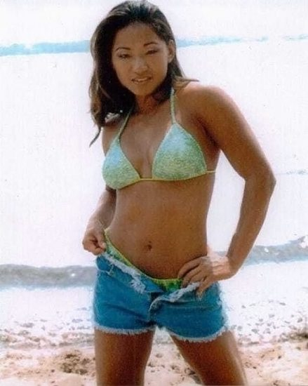 Gail Kim Nude LEAKED Pics With Robert Irvine & Cellphone Porn 46