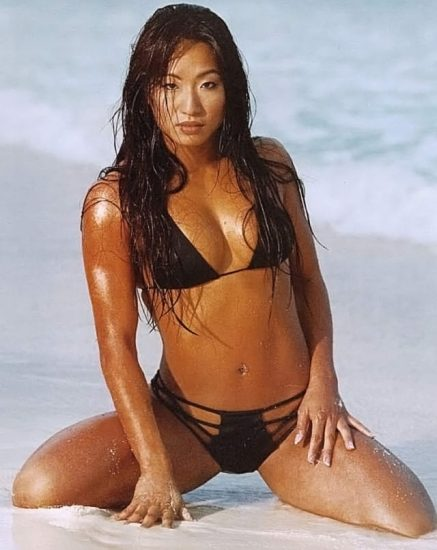 Gail Kim Nude LEAKED Pics With Robert Irvine & Cellphone Porn 52