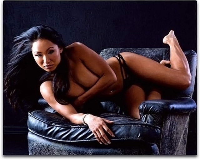 Gail Kim Nude LEAKED Pics With Robert Irvine & Cellphone Porn 75