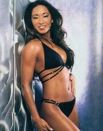 Gail Kim Nude LEAKED Pics With Robert Irvine & Cellphone Porn 55