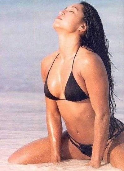 Gail Kim Nude LEAKED Pics With Robert Irvine & Cellphone Porn 56
