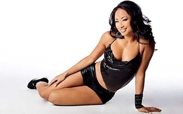 Gail Kim Nude LEAKED Pics With Robert Irvine & Cellphone Porn 77
