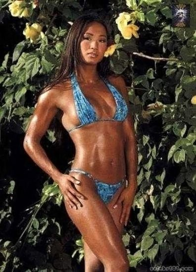 Gail Kim Nude LEAKED Pics With Robert Irvine & Cellphone Porn 36
