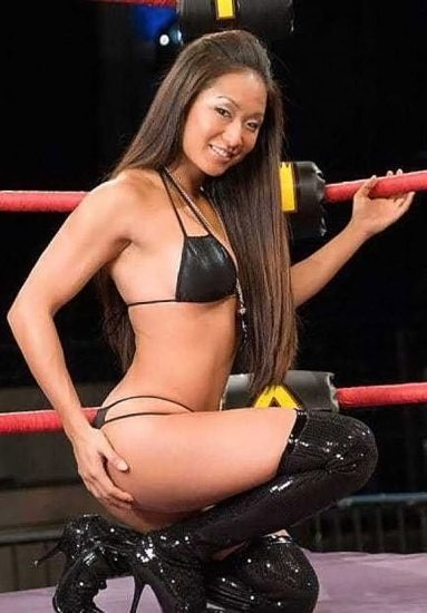 Gail Kim Nude LEAKED Pics With Robert Irvine & Cellphone Porn 61