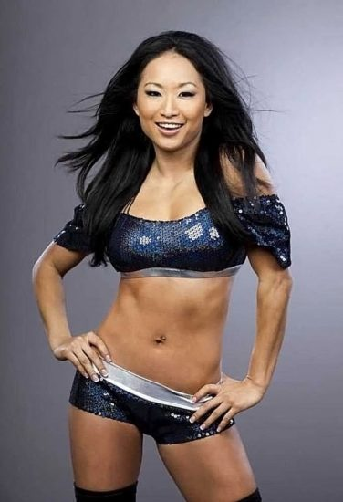 Gail Kim Nude LEAKED Pics With Robert Irvine & Cellphone Porn 64