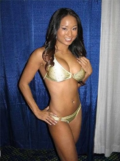 Gail Kim Nude LEAKED Pics With Robert Irvine & Cellphone Porn 65