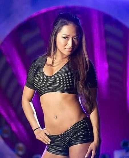 Gail Kim Nude LEAKED Pics With Robert Irvine & Cellphone Porn 45