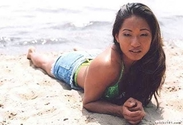 Gail Kim Nude LEAKED Pics With Robert Irvine & Cellphone Porn 81