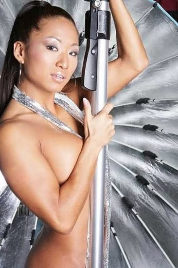 Gail Kim Nude LEAKED Pics With Robert Irvine & Cellphone Porn 68