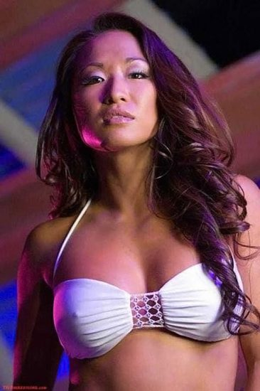 Gail Kim Nude LEAKED Pics With Robert Irvine & Cellphone Porn 69