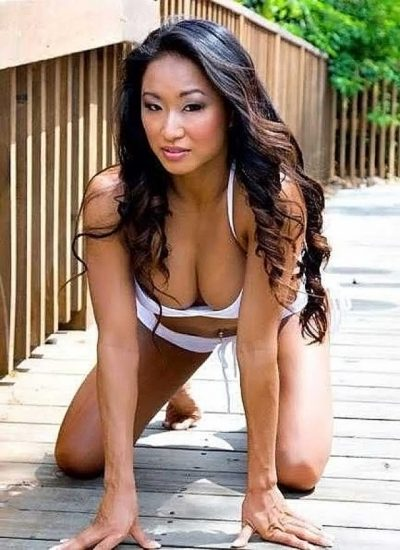 Gail Kim Nude LEAKED Pics With Robert Irvine & Cellphone Porn 38