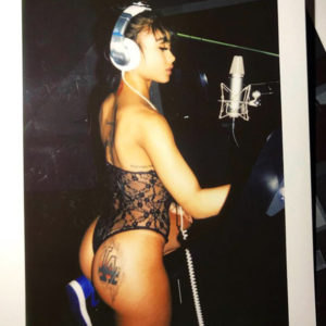 India Westbrooks Sexy And Almost Nude Pics