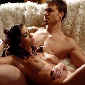 Jasmine Waltz Nude Sex Scene In Femme Fatales Series