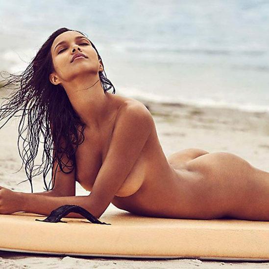 Lais Ribeiro Nude ULTIMATE Collection 35