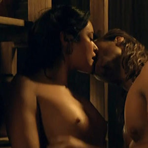 Marisa Ramirez Nude Sex Scene In Spartacus Gods Of The Arena Series