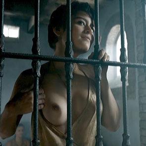 Rosabell Laurenti Sellers Nude Boobs In Game Of Thrones Series