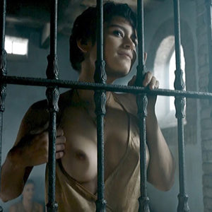 Rosabell Laurenti Sellers Nude Boobs In Game Of Thrones Series