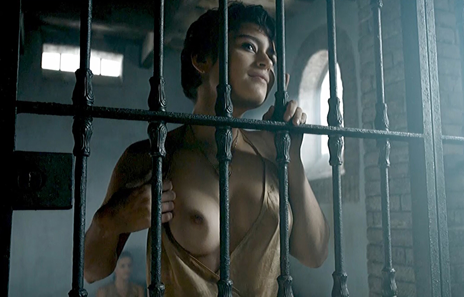 Rosabell Laurenti Sellers Nude Boobs In Game Of Thrones ...