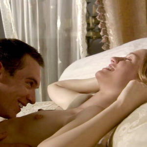 Ruta Gedmintas Nude Tits & Hard Nipples In 'The Tudors' Series