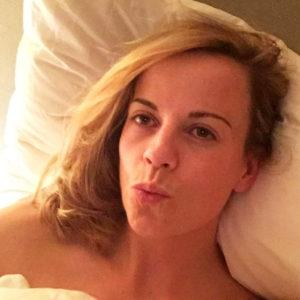 Formula 1 Driver Susie Wolff Private Nude Pics