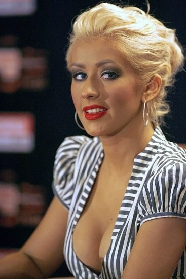 Christina Aguilera Nude LEAKED Pics & Topless Videos 28