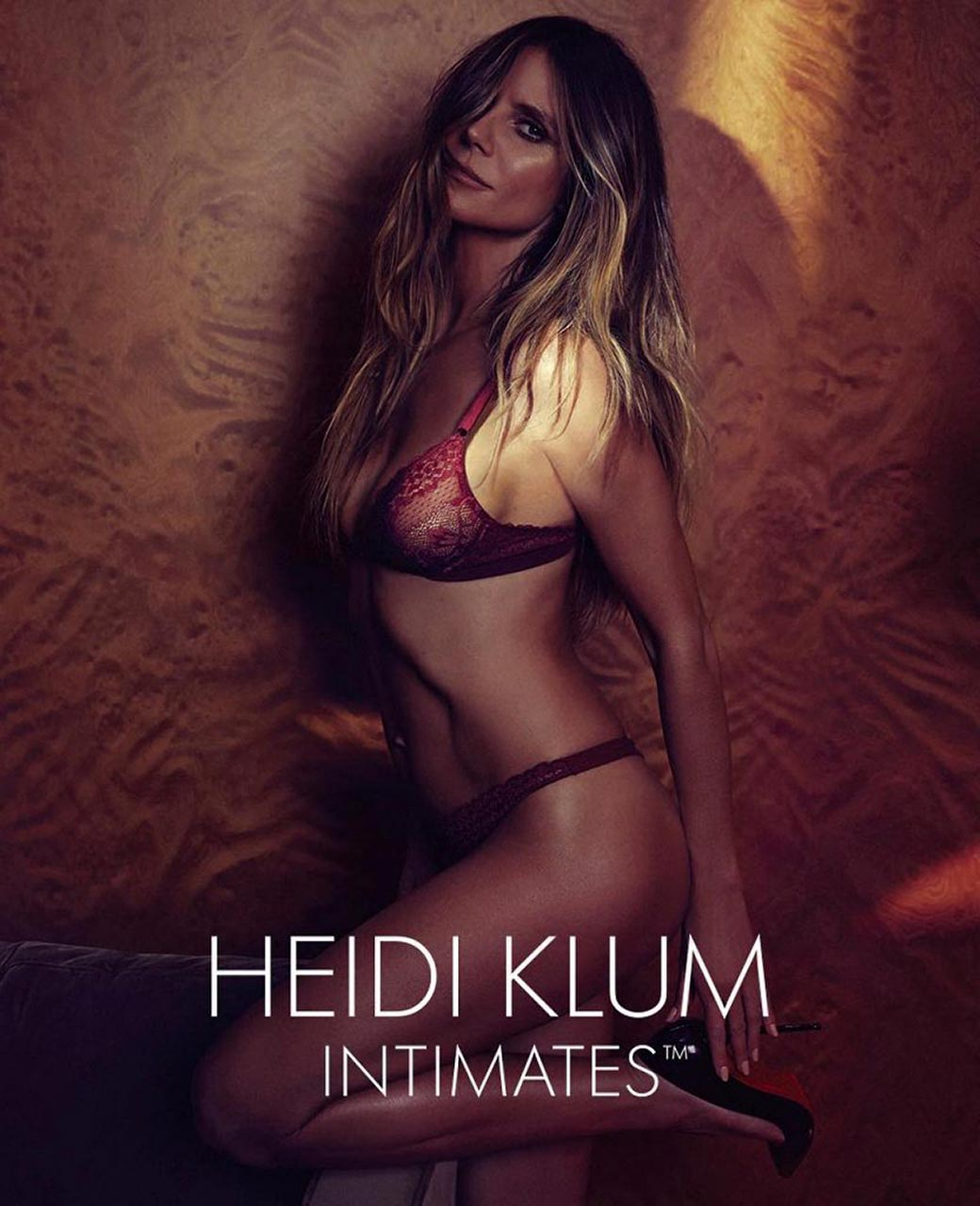 Heidi klum naked hot are definitely