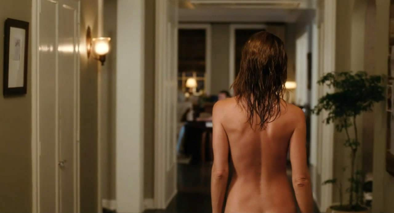 Aniston nude up jennifer break