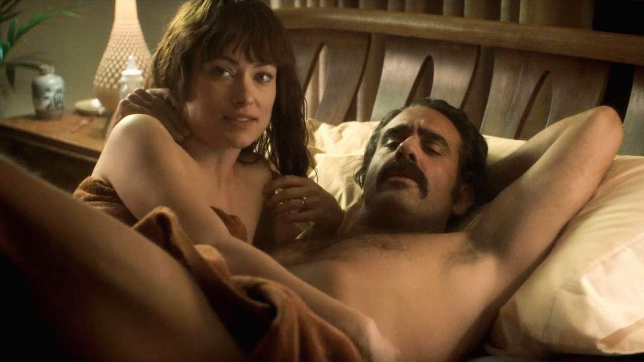 Olivia wilde sex scene video