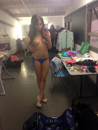 Courtnie Quinlan nude boobs