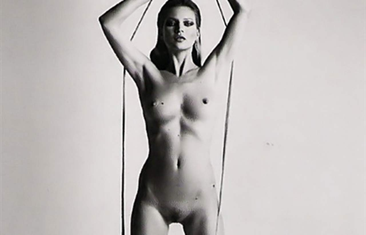 Kate moss nudes chuck close