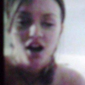 Leighton Meester Nude in SCANDALOUS Porn Video 13
