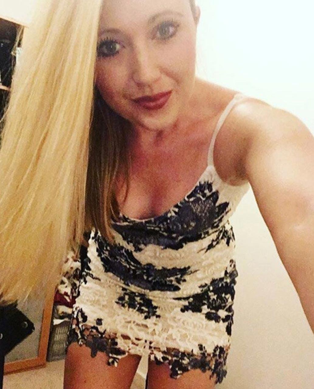 Melissa Johns  nackt