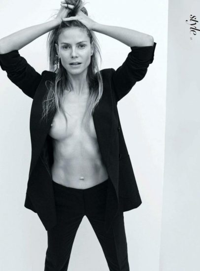 Heidi Klum Nude and Topless LEAKED Pictures 53