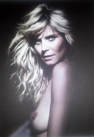 Heidi Klum Nude and Topless LEAKED Pictures 37