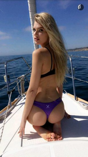 Alissa Violet Nude LEAKED Selfies and Sex Tape PORN 13