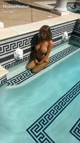 Niykee Heaton Nude Leaked Photos and Sex Tape 73