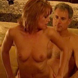 Hairy mature slut anal