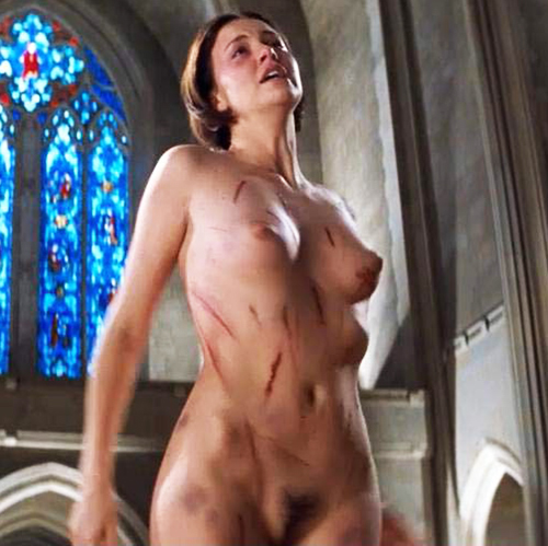therone Naked charlize