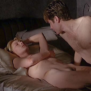 Deborah Kara Unger Nude Boobs And Bush In Crash Movie