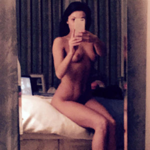 British Actress Faye Brookes Nude Private Pics