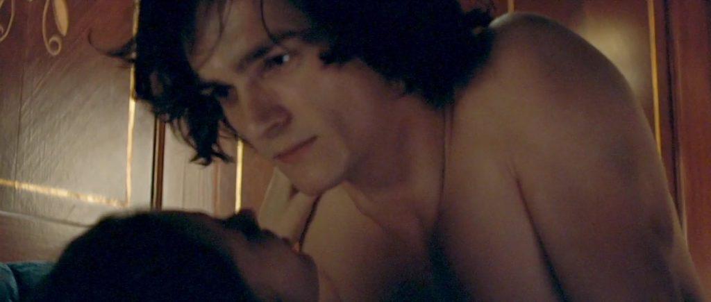 Felicity Jones sex scene Cheri