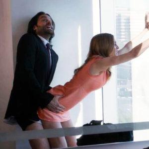 Heather Graham Sex From Behind In 'Half Magic' Movie