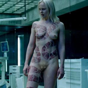 Ingrid Bolso Berdal Nude Scene In Westworld Series