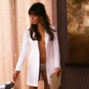 Jennifer Aniston Sexy Seduce Scene From 'Horrible Bosses' Movie