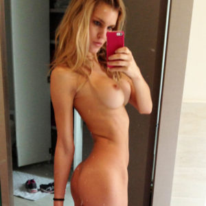 Model Joy Corrigan Nude & Topless Private Pics