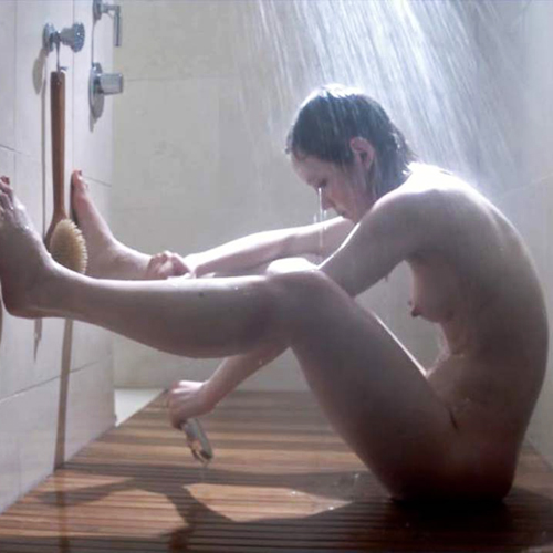 louisa krause nude showering scene from toe to toe