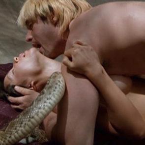 Lucy Liu Nude Sex Scene In Flypaper Movie