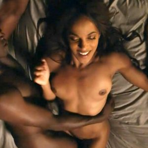 Megalyn Echikunwoke Nude Sex Scene In House Of Lies Series