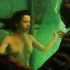 Sally Hawkins Nude Scene With The Creature In 'The Shape of Water' Movie